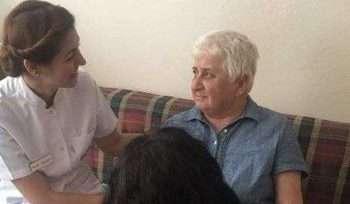 Alzheimer Derneği ile Alzheimer Ev Ziyaretlerimiz Devam Etmektedir