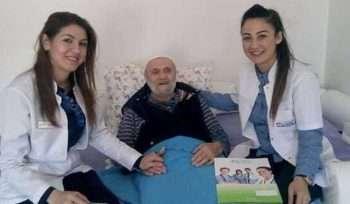 Akdeniz Üniversitesi ALS Ev Ziyaretleri