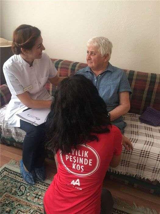 Yüklendiği yerAlzheimer Derneği ile Alzheimer Ev Ziyaretlerimiz Devam Etmektedir