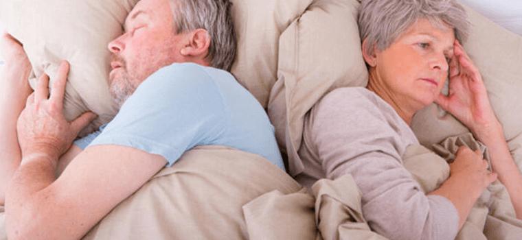 Yaşlılarda Uykusuzluğa 5 Pratik Çözüm