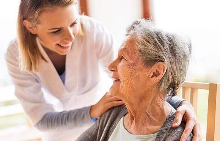 Evde Sağlık ve Bakım Hizmetleri
