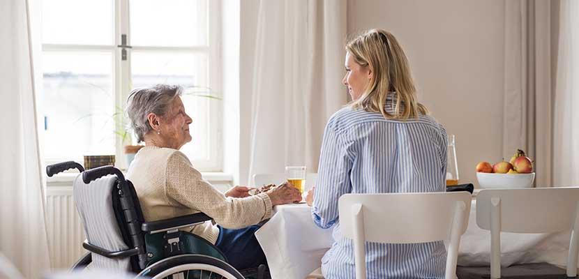 Evde Sağlık Hizmetinin Sağladığı Kolaylıklar