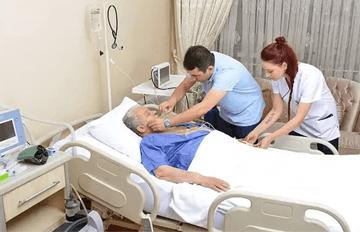Ameliyat Sonrası Evde Hasta Bakımı