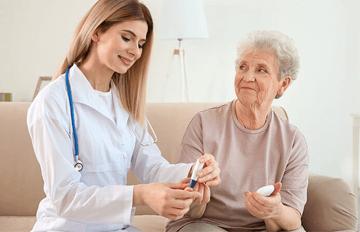 Diyabetli Hastanın Evde Bakımı