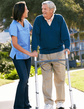 Our Homecare Support Personnel Service