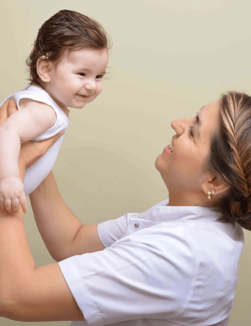 Newborn Education at Home