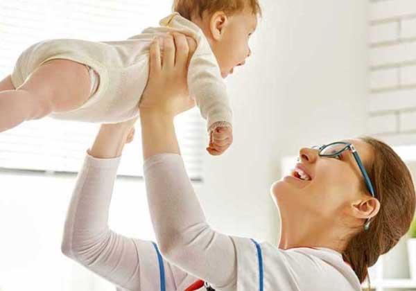 anne ve bebek hizmetleri hemşiresi
