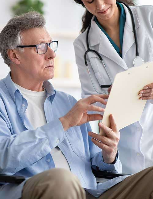 Who Should Receive In-Home Physician Services
