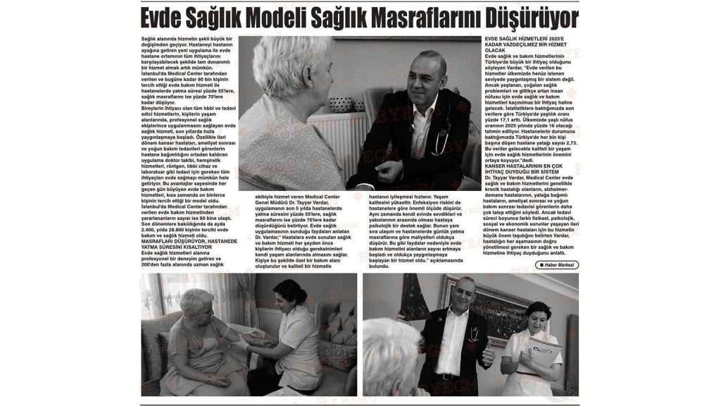 evde-saglik-modeli-eregli-gazetesi