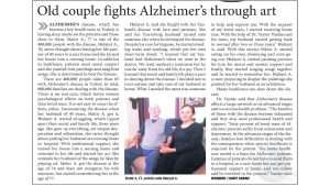 old-couple-fights-alzheimers-through-art-daily-sabah