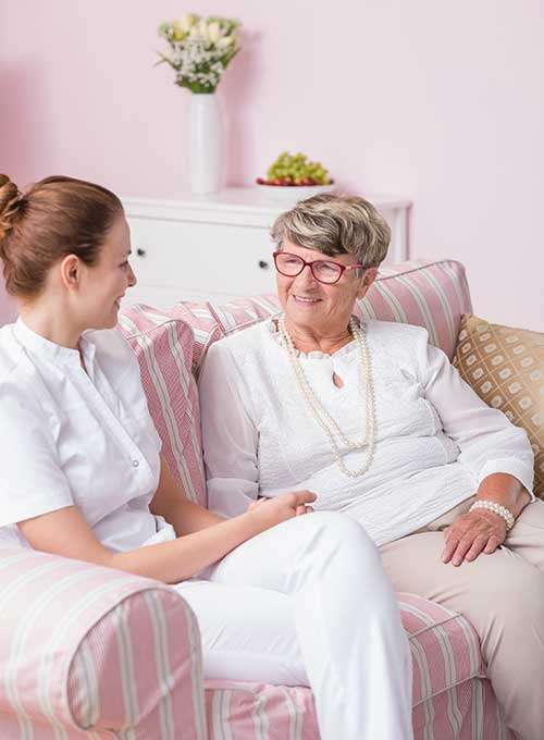 Patient and Elderly Care